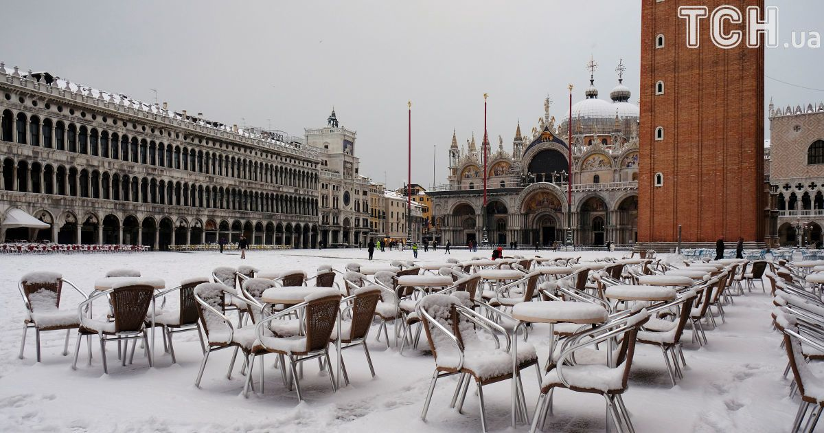 Венеція, Італія @ Reuters