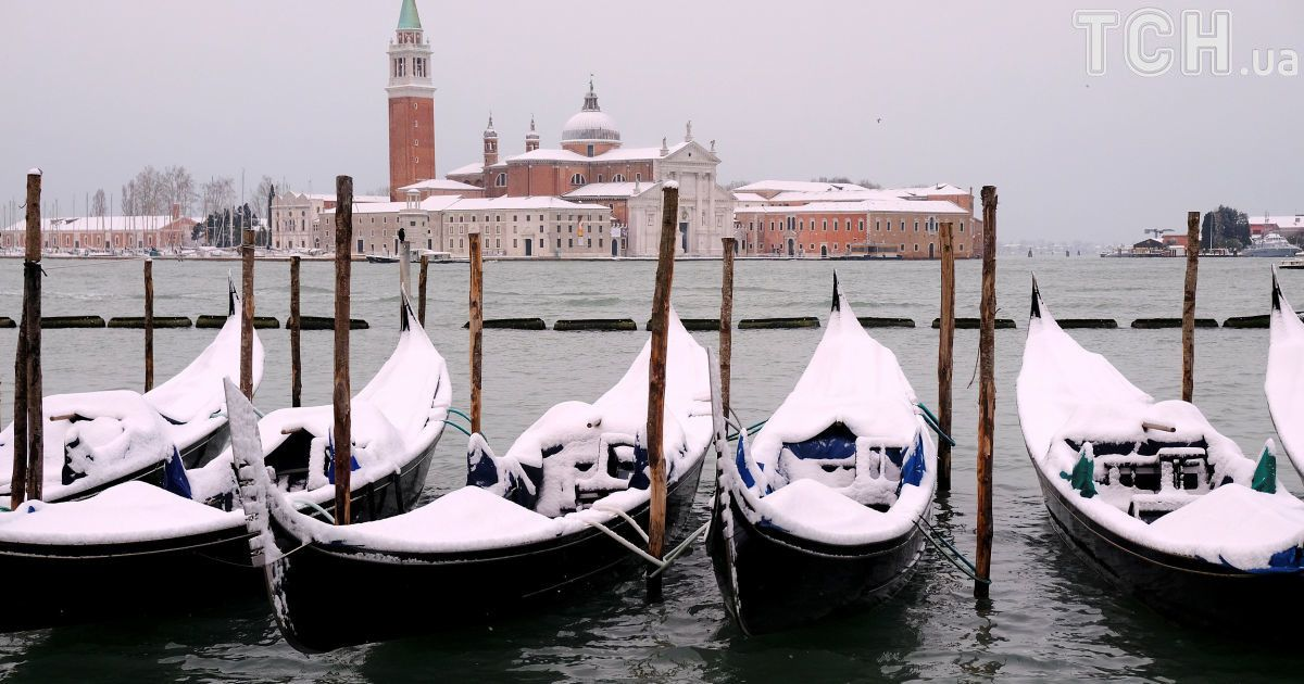Венеция, Италия @ Reuters