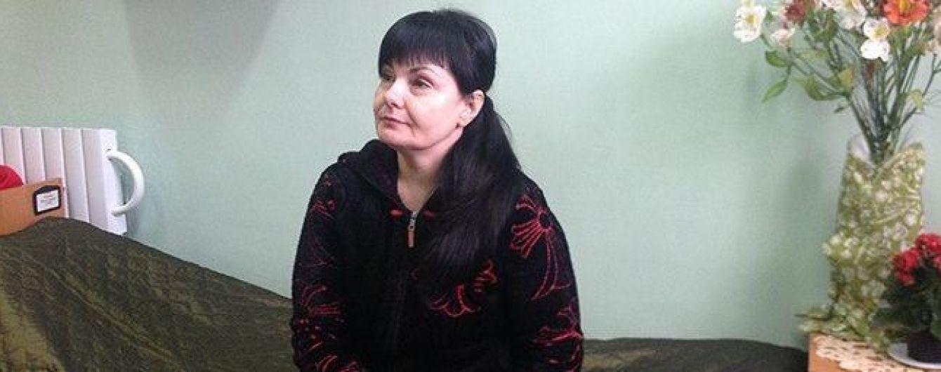 Порошенко помиловал единственную в Украине женщину, приговоренную к пожизненному заключению за двойное убийство