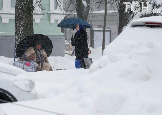 Незначні морози та сніг на Заході: прогноз погоди на 13 грудня