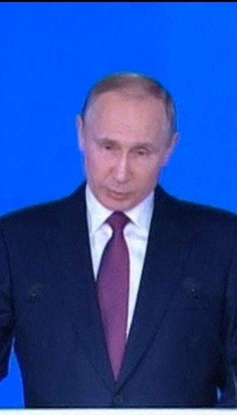 Путин угрожал ядерным оружием оппонентам, которые вводят санкции против России