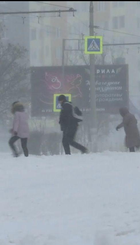 Непогода вызвала коллапс по всей Украине