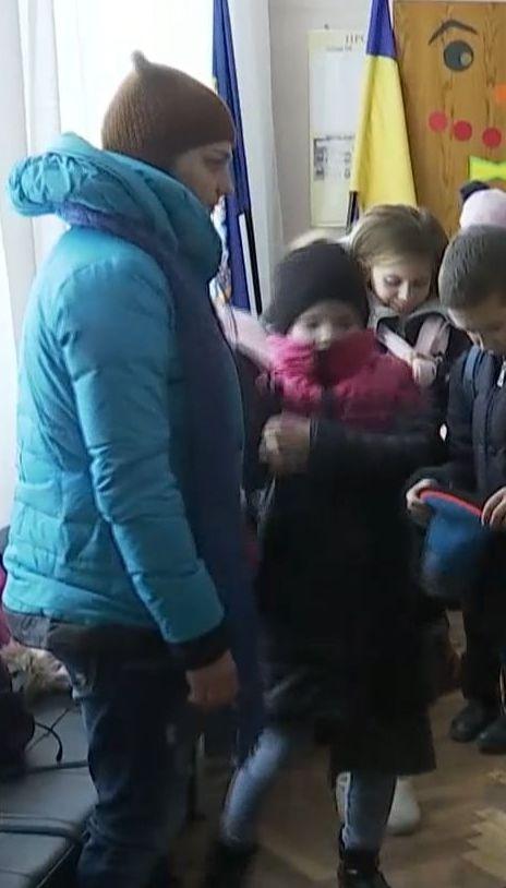 Эксперимент ТСН: как забрать в снежную метель ребенка из школы
