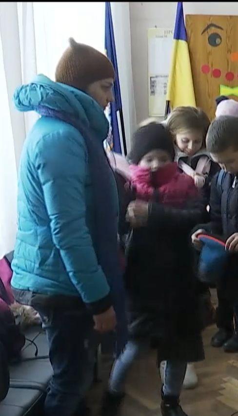 Експеримент ТСН: як забрати у снігову заметіль дитину зі школи