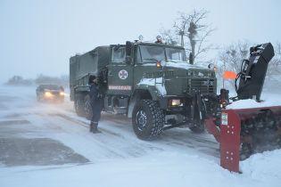 Первый шторм нового года: синоптики предупредили про метель в нескольких областях Украины