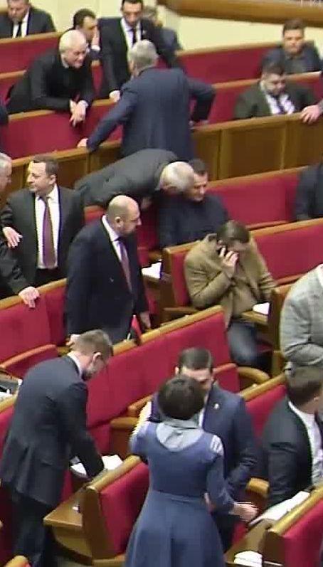 Закон о Антикоррупционном суде депутаты приняли в первом чтении