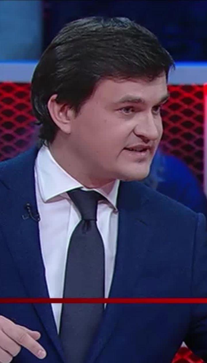 Писаренко рассказал, как в парламенте идут торги по чиновничьи кресла