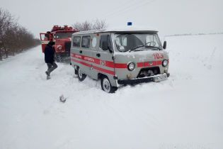 В Украину зашел новый циклон: возможно перекрытие дорог