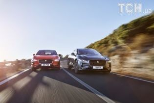 Дебютировавший Jaguar I-PACE потеснит Tesla на рынке