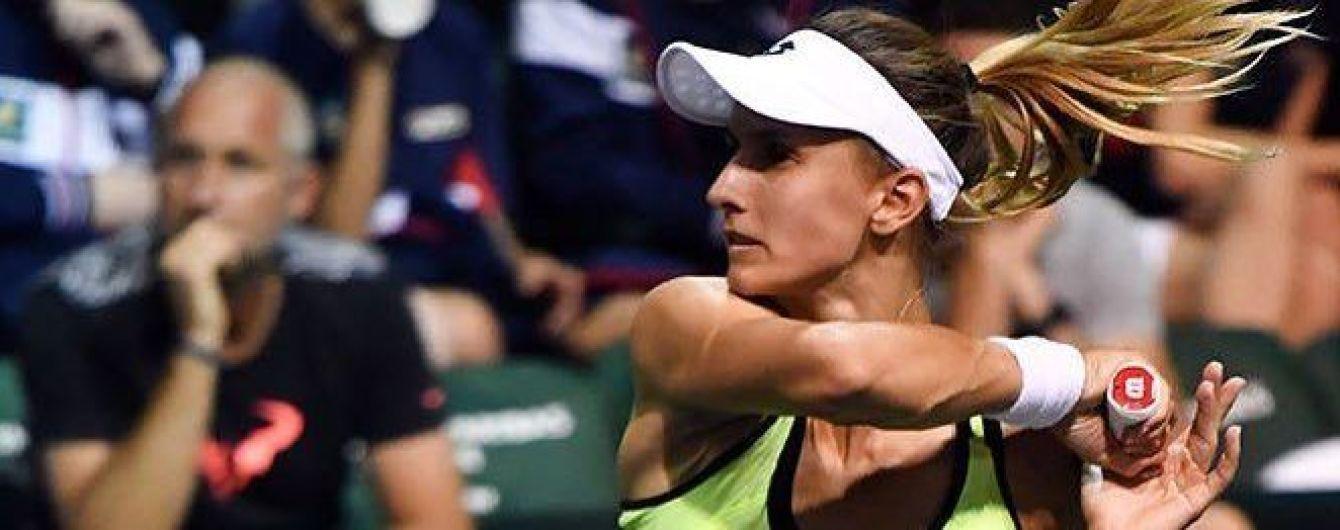 Українка Цуренко пробилася у півфінал престижного тенісного турніру в Акапулько
