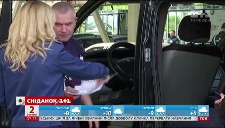 В Украине построят первую платную дорогу