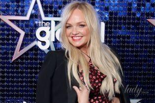 Экс-Spice Girls Эмма Бантон пришла на церемонию в кокетливом образе