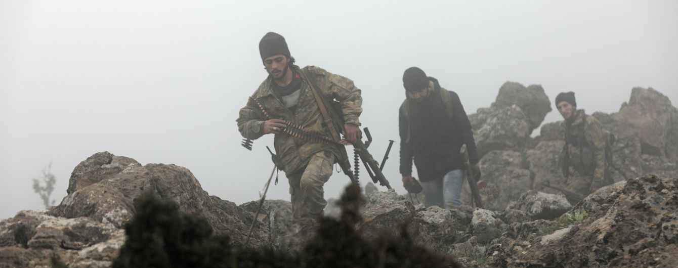 Сирийские боевики взяли на себя ответственность за катастрофу самолета Ан-26 с военными РФ - СМИ