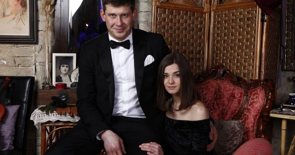 """Олексій Тритенко @ прес-служба каналу """"1+1"""""""