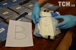 В Аргентине сожгли российский кокаин, найденный в здании посольства