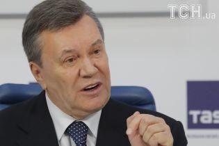 Адвокаты Януковича опровергли заявление ГПУ о его розыске Интерполом