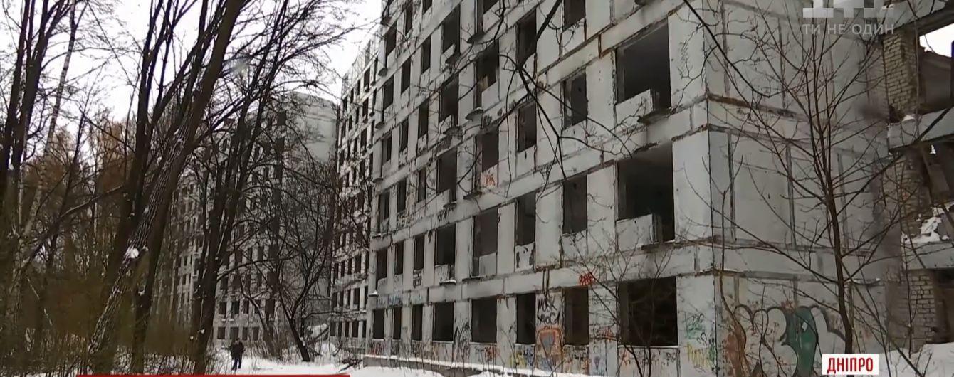 Демобилизованный АТОшник подорвался на гранате в заброшенном здании в Днепре