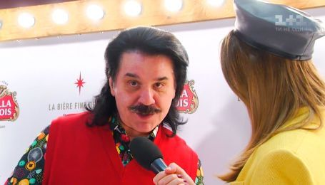 Павло Зібров розповів про свої акторські амбіції та плани