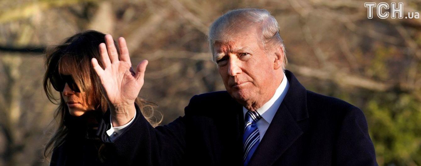 Трамп зрадів, дізнавшись про заморожування ядерних і ракетних випробувань в КНДР