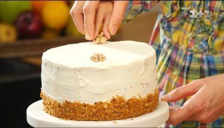 Морквяний торт - Солодка неділя