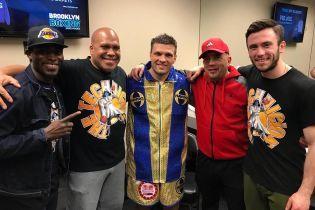 Український боксер Дерев'янченко побив американця Джонсона