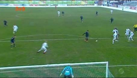 Сталь - Верес - 0:1. Видео матча