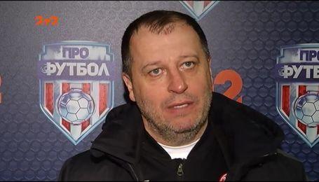 Вернидуб о поражении от Динамо: По игре должна была быть максимум ничья