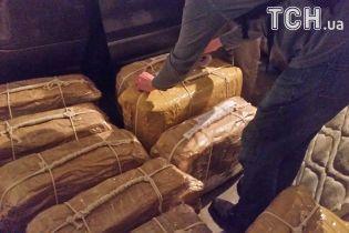 Біля берегів Мексики конфіскували майже тонну кокаїну