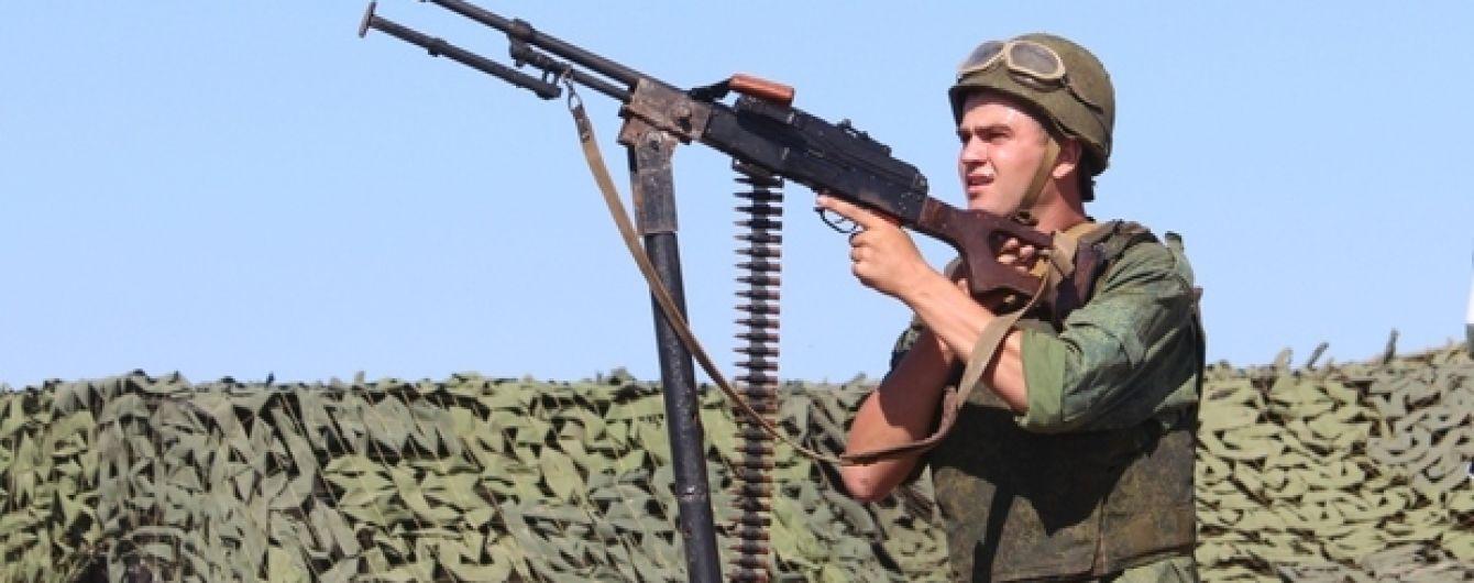 Ситуация на Донбассе: боевики нанесли 10 обстрелов, один украинский военный ранен
