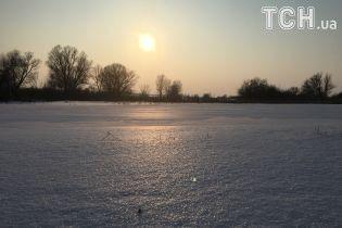 Погода на понедельник: синоптики прогнозируют мороз и гололед