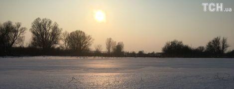 Десятиградусные морозы и мокрый снег на Приазовье. Прогноз погоды на 19 декабря