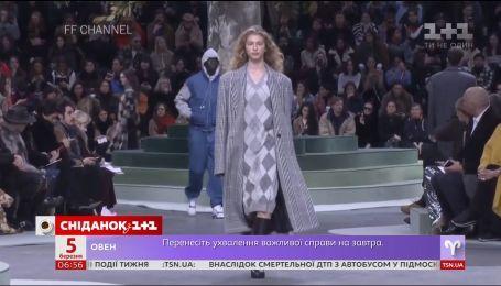 Тижні моди в Парижі: дизайнери презентували трендові речі сезону осінь-зима 2018/2019
