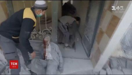 Башар Асад заявил о намерении продолжать атаки в Восточной Гуте