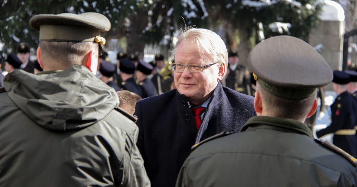 Швеція готова відправити миротворців до України