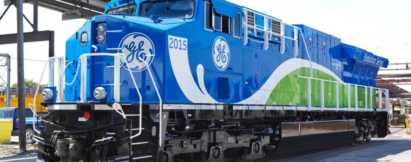 General Electric виготовлятиме локомотиви разом з Крюківським вагонобудівним заводом