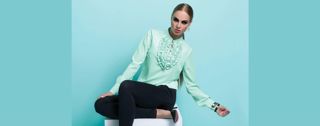 Тонкощі вибору жіночої блузки