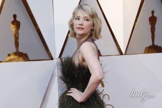 """Похожа на камыш: самый странный образ с красной дорожки премии """"Оскар"""""""