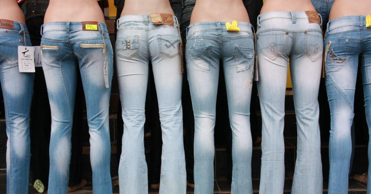 ЕС хочет ввести повышенные пошлины на американские сталь, футболки и джинсы