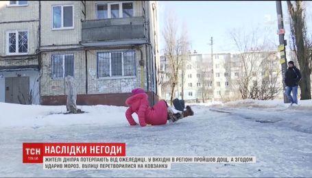 Столичні комунальники вже вивезли з Києва 14 тисяч тонн снігу