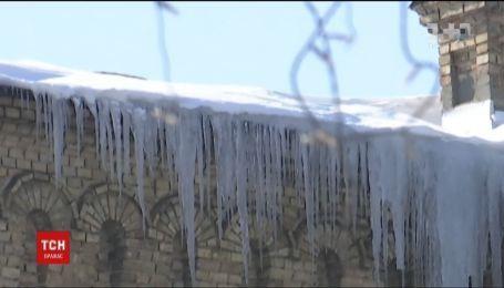 В Україну прийдуть дощі замість снігопадів