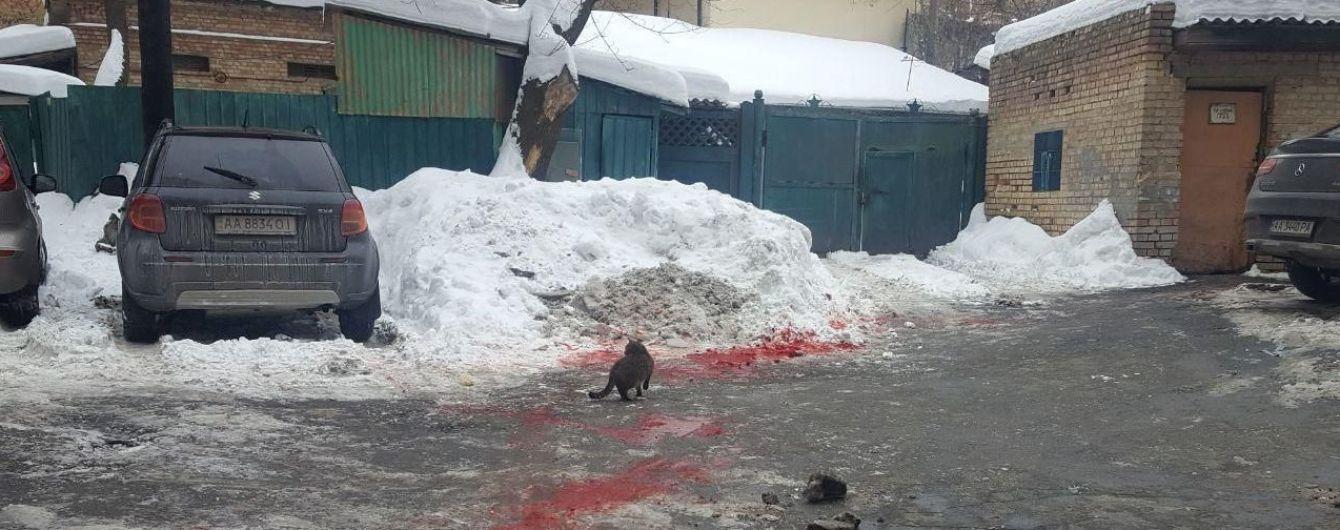 Резня на Лютеранской: напавших на киевского бизнесмена было двое, родные подозревают бизнес-конфликт