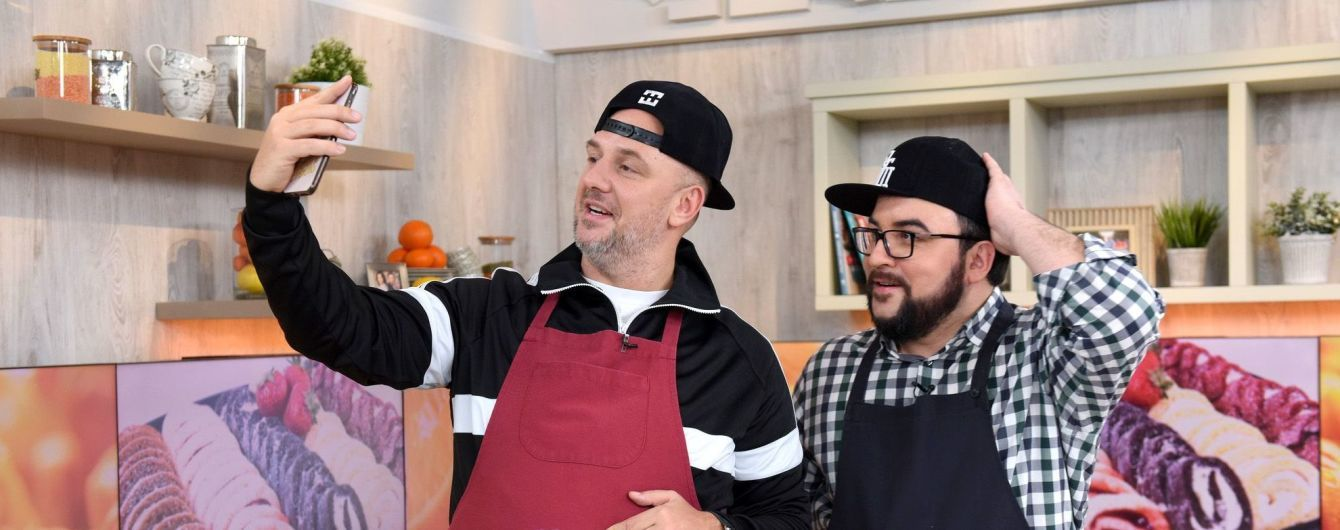 Потап продемонструє свої кулінарні здібності на кухні Сенічкіна
