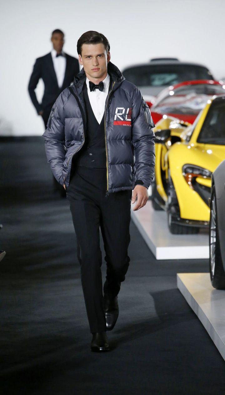Коллекция Ralph Lauren прет-а-порте сезона весна-лето 2018 @ East News