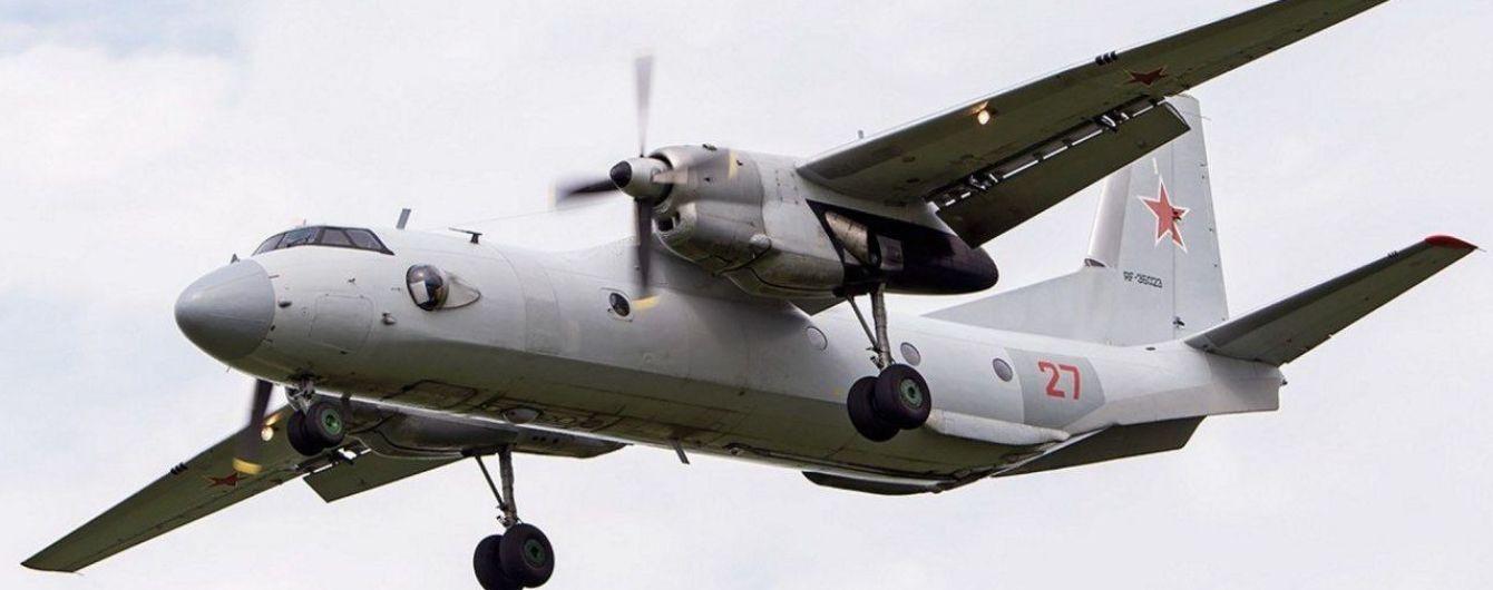 Російські ЗМІ опублікували прізвища загиблих під час падіння військового літака у Сирії