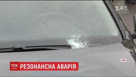 ДТП з президентським кортежем: поліція заявила про порушення правил постраждалим