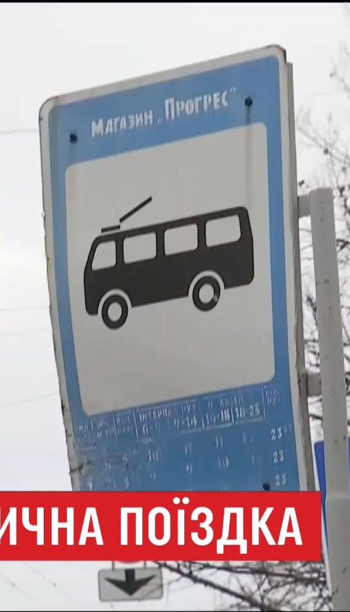 В Чернигове в реанимацию доставили школьника, которого поразило током в троллейбусе