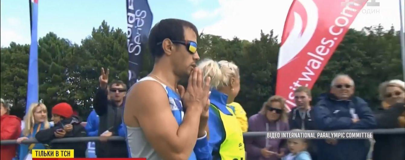 Спорт у суцільній темряві: незрячий чемпіон Руслан Катишев розповів про шлях до мрії свого життя