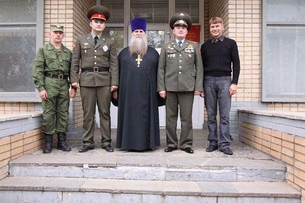 Генерал-майор Володимир Єремеєв