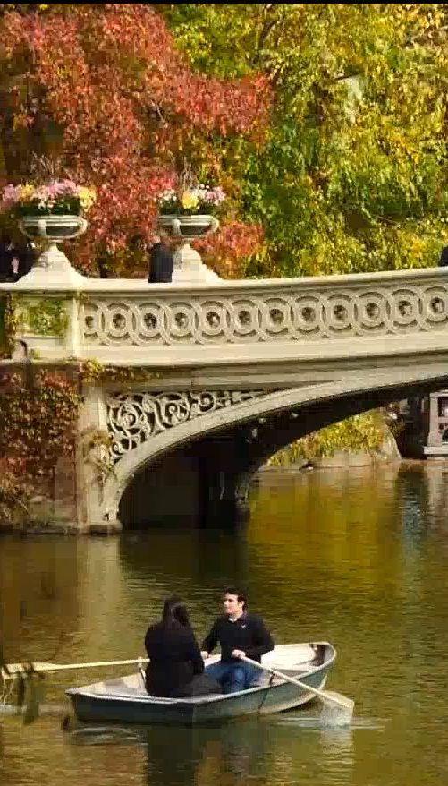 Мой путеводитель. Нью-Йорк - экзотический и интересный Центральный парк