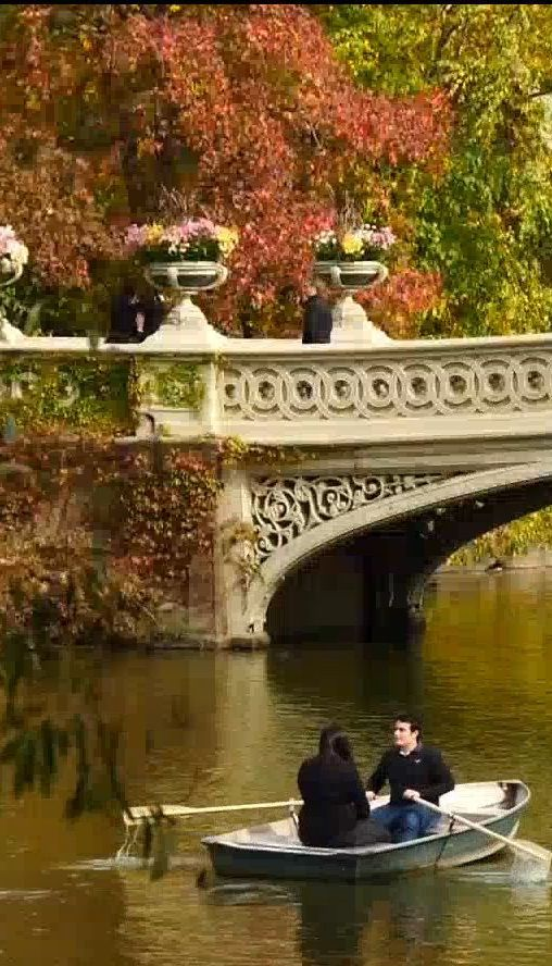 Мій путівник. Нью-Йорк – екзотичний та цікавий Центральний парк